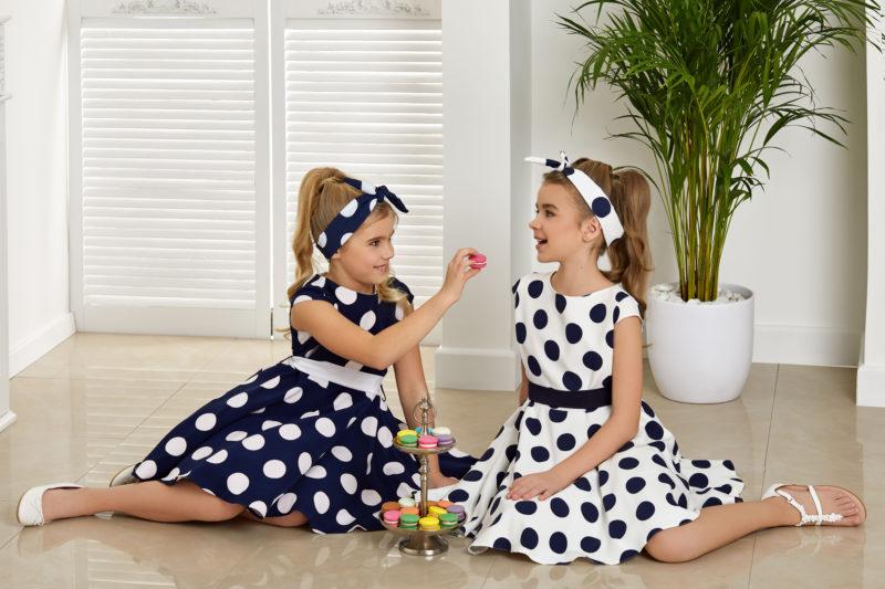 zdjęcia odzieży dziecięcej